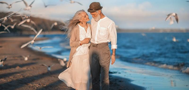 Can I find love after 60?