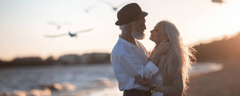 Why is finding love after 50 possible?