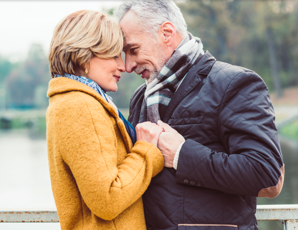 chances of finding love after 60 divorce
